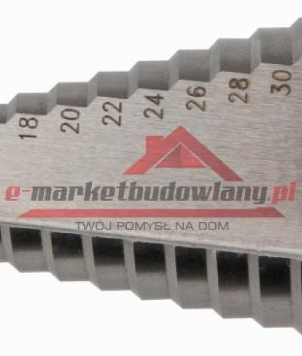 WIERTŁO WIELOSTOPNIOWE DO METALU 4-32MM T57H740 GRAPHITE