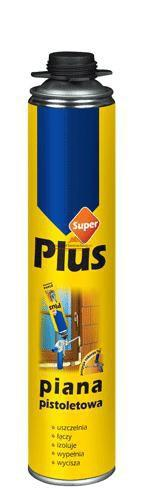 PIANKA PISTOLETOWA SUPER PLUS 750ML. PIAPISUP TYTAN